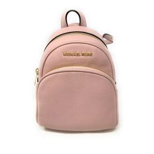 Michael Kors Abbey Leather Extra Small Backpack